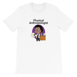 Physical Anthropologist Boxy Tee