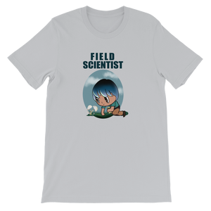 Field Scientist Boxy Tee