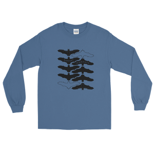 Bat Migration Boxy Long Sleeve
