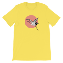 Load image into Gallery viewer, Red-Crowned Crane Boxy Tee