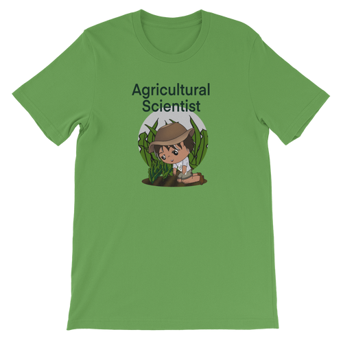 Agricultural Scientist Boxy Tee