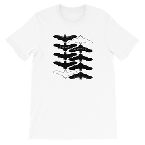 Mexican Free-tailed Bat Boxy Tee