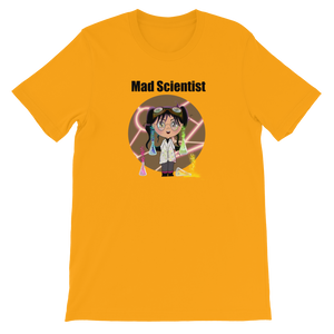 Mad Scientist Boxy Tee