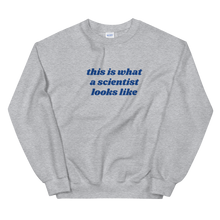 Load image into Gallery viewer, Scientist Crewneck (light colors)