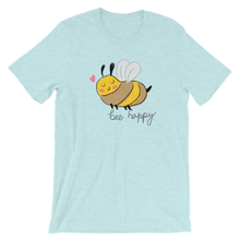 Load image into Gallery viewer, Bee Happy Boxy Tee