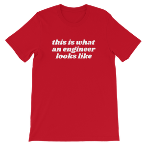Engineer Boxy Tee