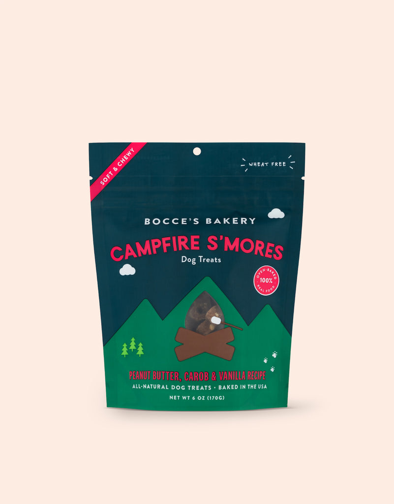 Campfire S'mores Soft & Chewy Treats