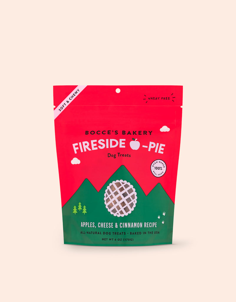 Fireside Apple Pie Soft & Chewy Treats