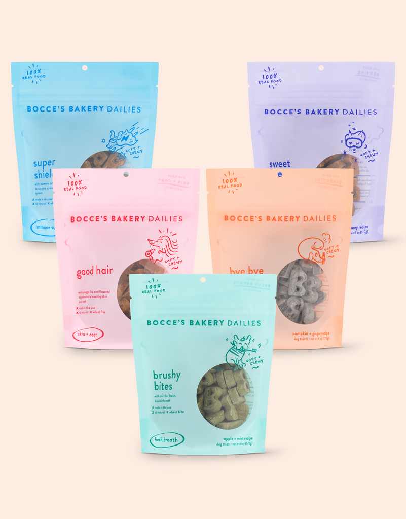 Dailies Soft & Chewy Assorted Bag Bundle