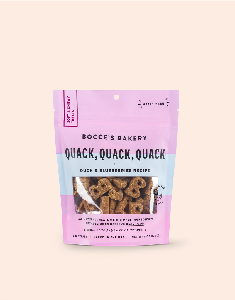 Quack, Quack, Quack Soft & Chewy Treats