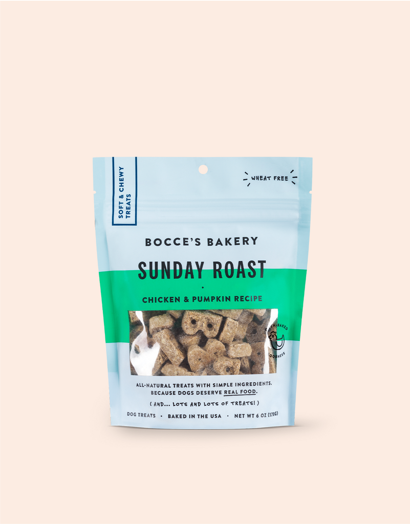 Sunday Roast Soft & Chewy Treats