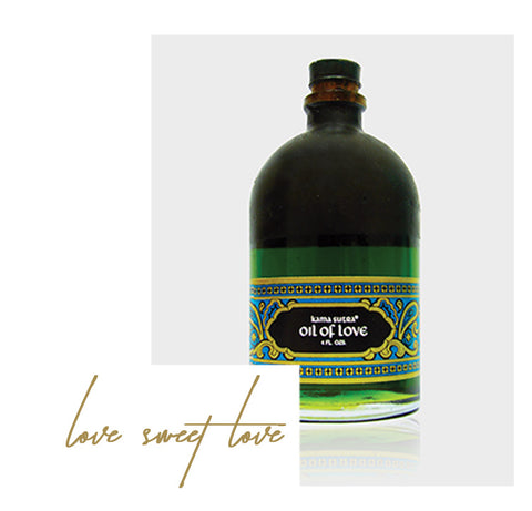 OIL OF LOVE, THE ORIGINAL KAMA SUTRA PRODUCT