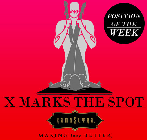 X-Marks The Spot Position