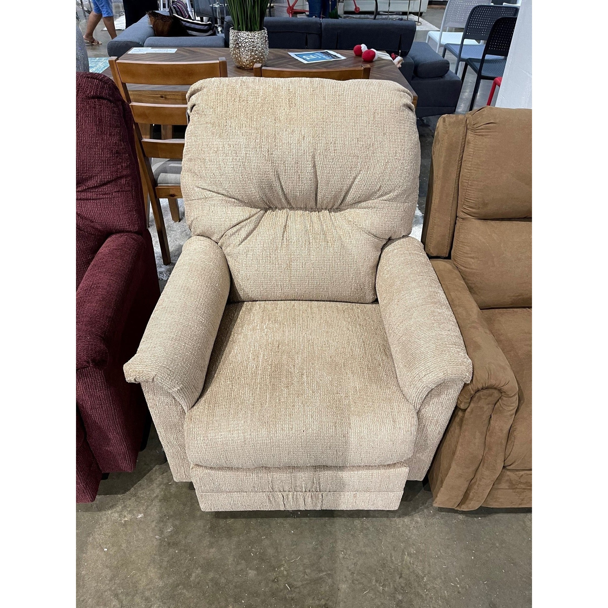 RECLINER - SOFT COLLECTON