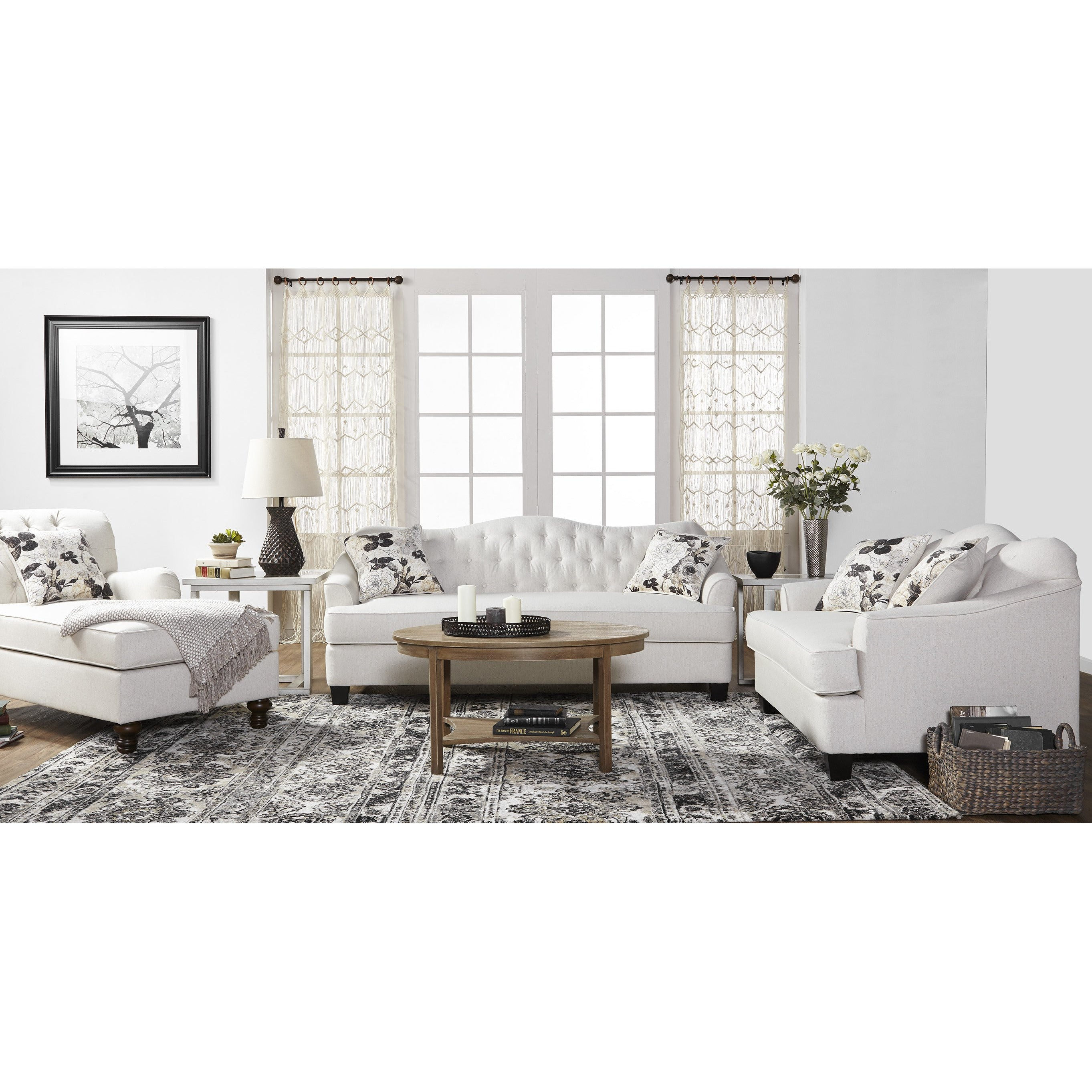 Living Set - Living Style Collection