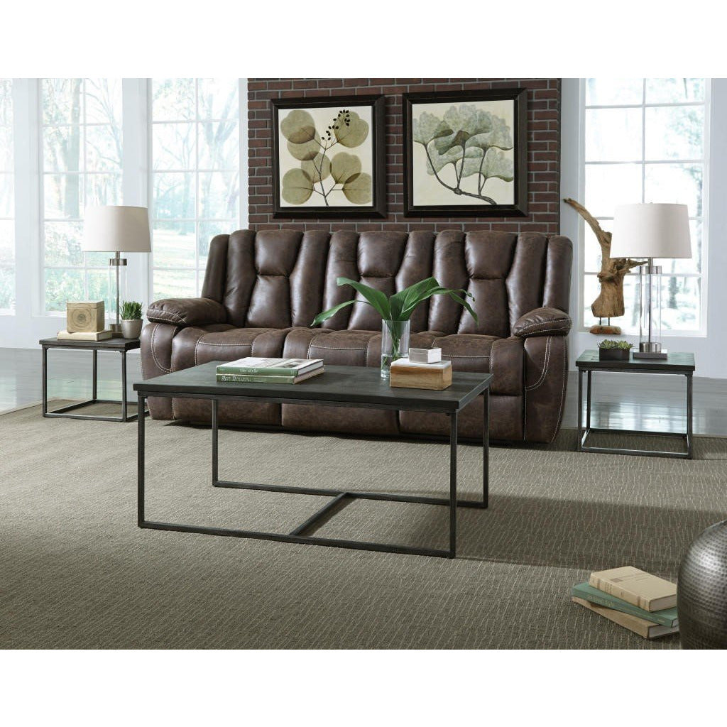 Trio de Mesas Fabien Collection Coffee Table Set