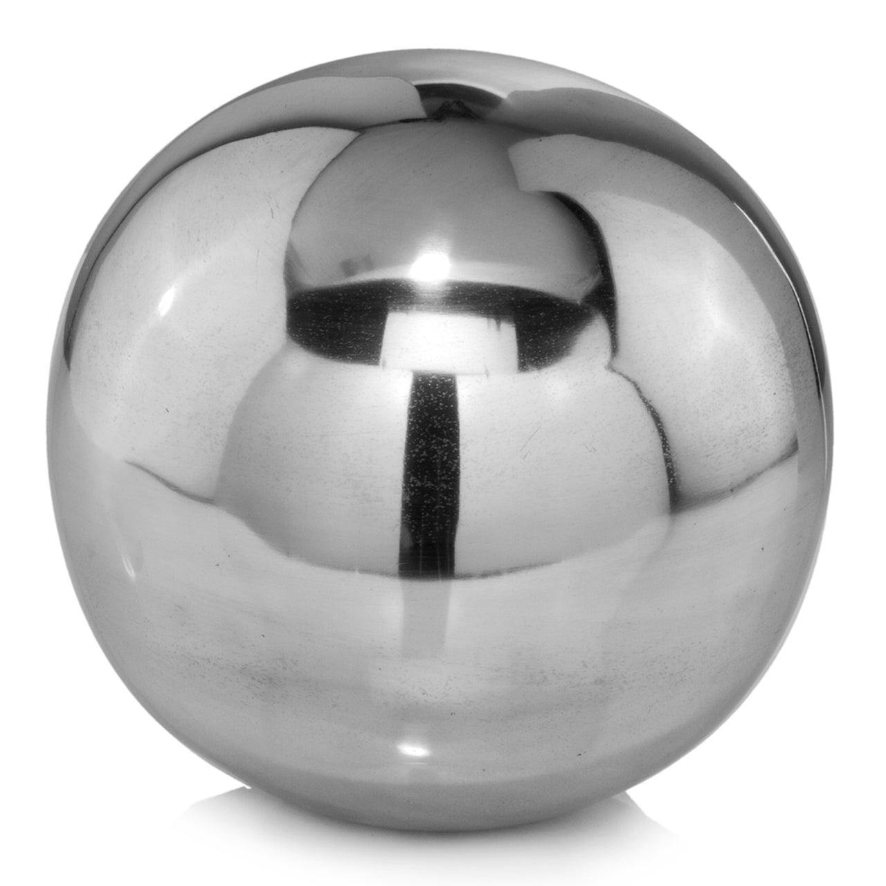 "Bola Polished Sphere 8""D - Casa Muebles"