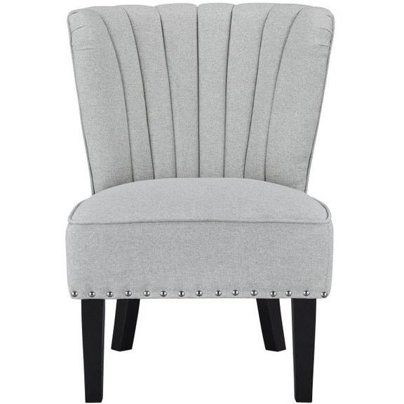 CHAIR, ACCENT - GREYSTONE