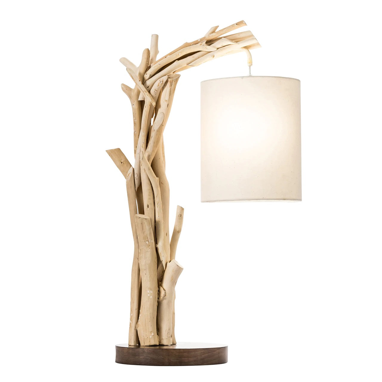 "DRIFTWOOD, 23"" TABLE LAMP, NATURAL"