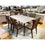 Columbia Collection Dining Set 6 Sillas