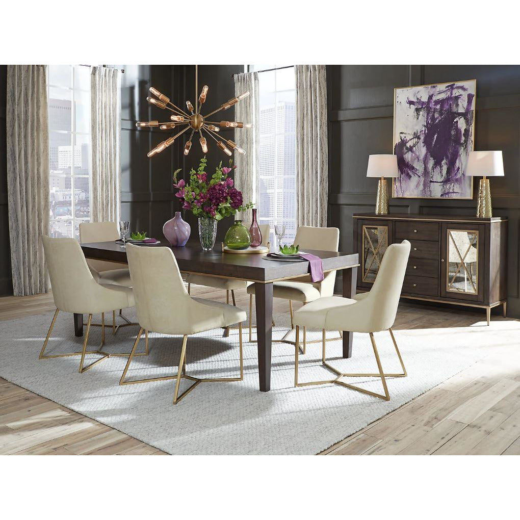 Dining Set - Nathan Collection - Casa Muebles