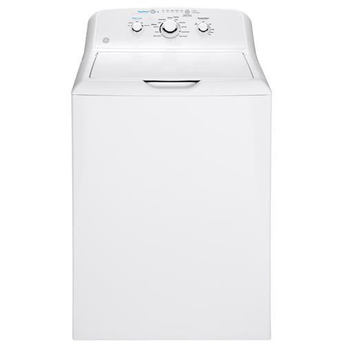 GE 4.2 cu. ft. Capacity Washer with Stainless Steel Basket - Casa Muebles
