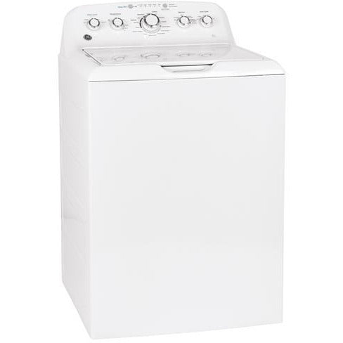 GE® 4.5 cu. ft. Capacity Washer with Stainless Steel Basket - Casa Muebles