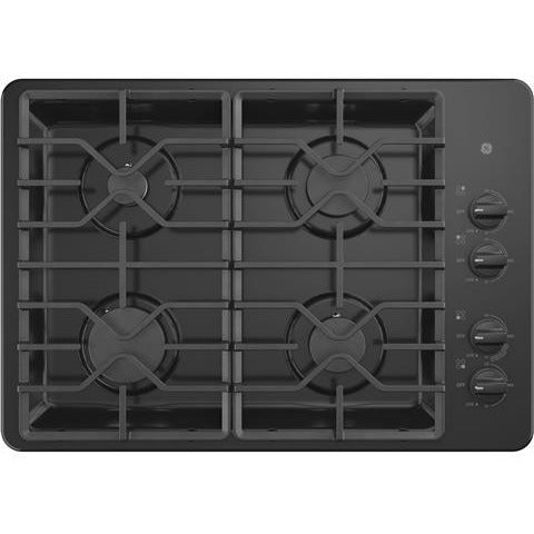 "GE® 30"" Built-In Gas Cooktop - Casa Muebles"