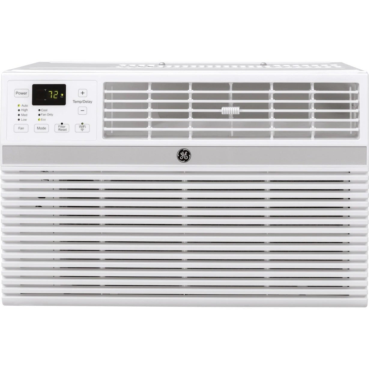 GE® ENERGY STAR® 230 Volt Smart Electronic Room Air Conditioner 18,000 BTU
