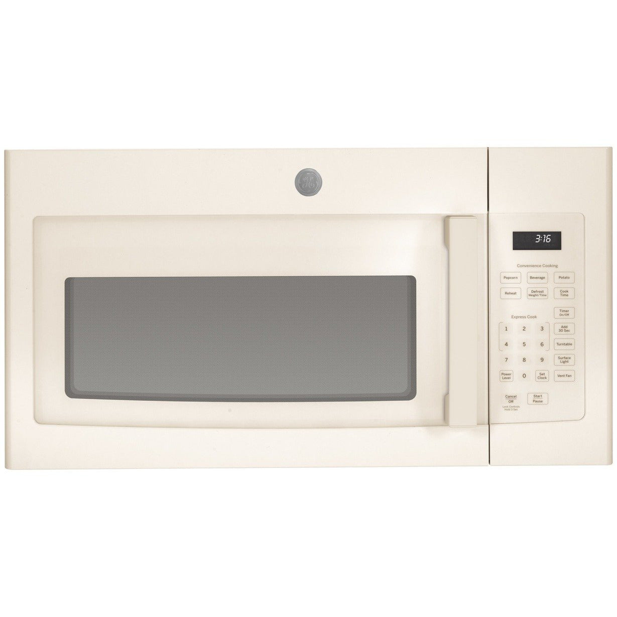 GE® 1.6 Cu. Ft. Over-the-Range Microwave Oven - Casa Muebles