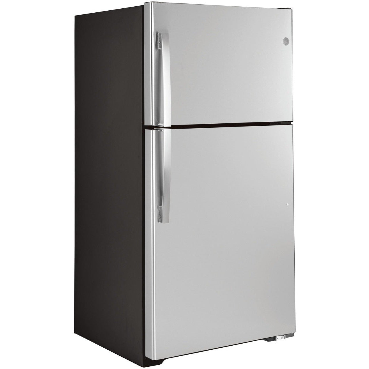 GE® ENERGY STAR® 21.9 Cu. Ft. Top-Freezer Refrigerator - Casa Muebles