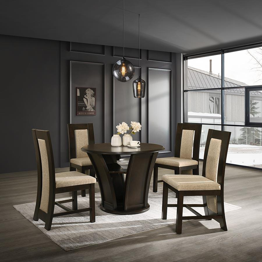 Dining Set - Emiley Collection Redondo