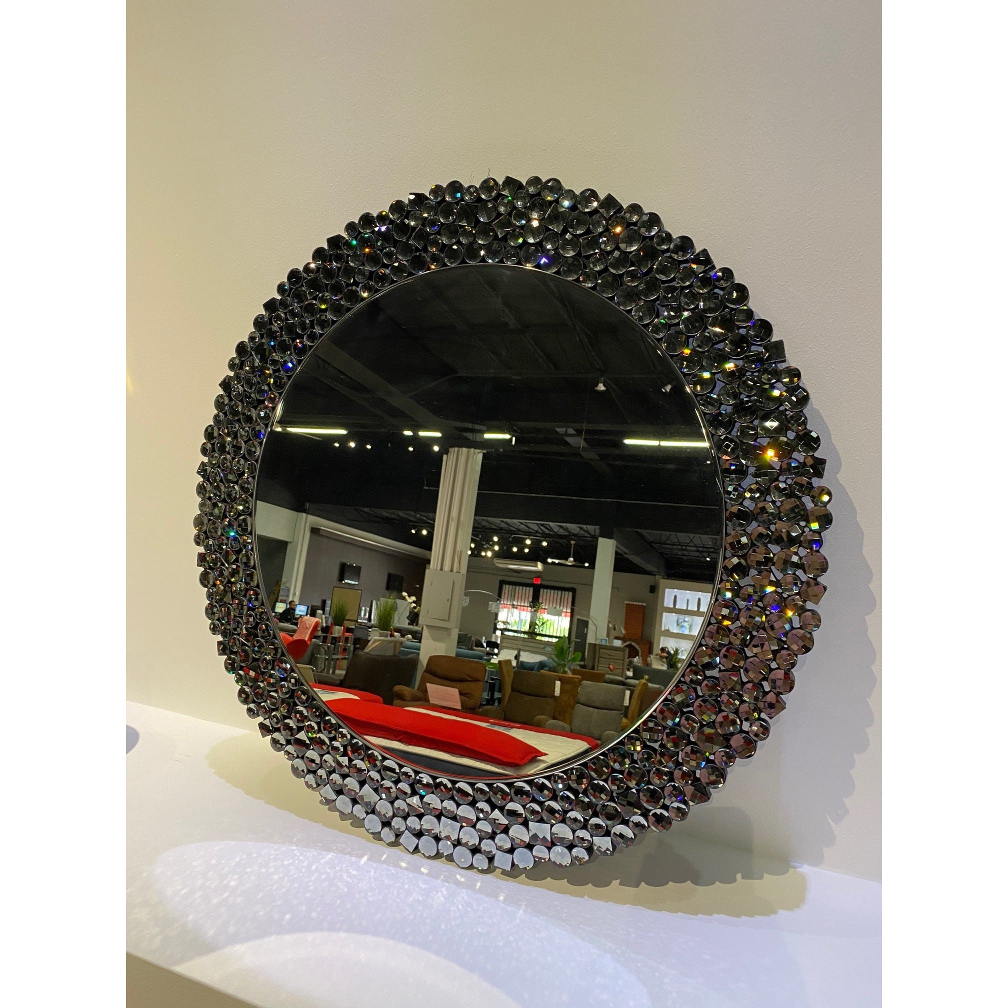 Decorative Circular Mirror - Casa Muebles