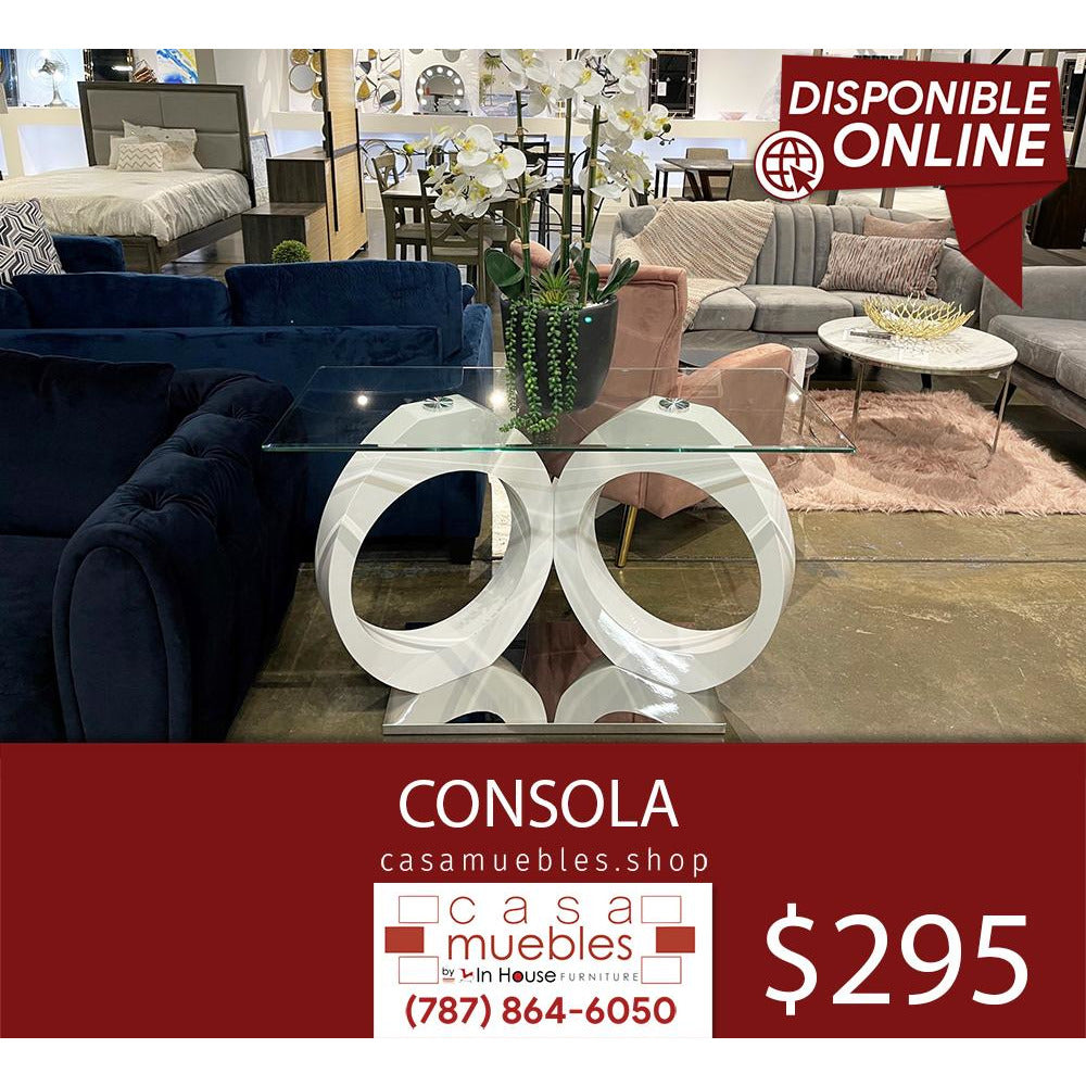 CONSOLE TABLE - RING COLLECTION