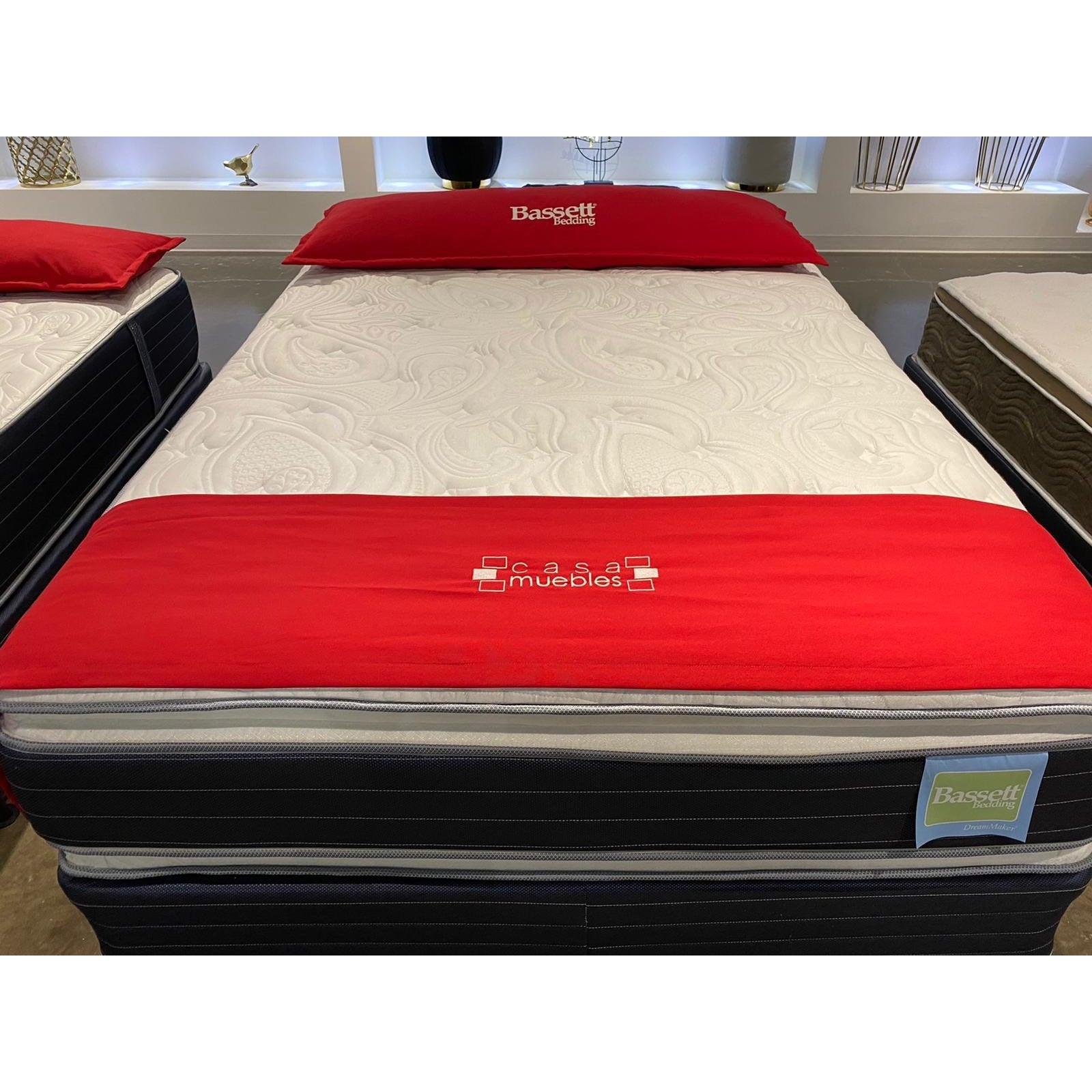 Set De Mattress Dream Maker Caress PT Twin - Casa Muebles