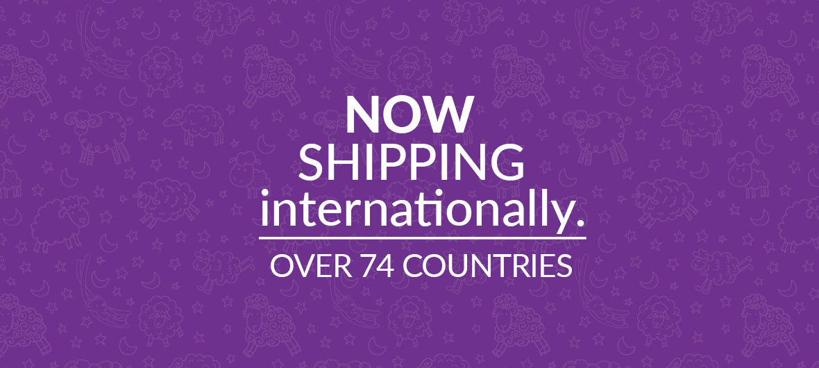 Now shipping to over 74 countries
