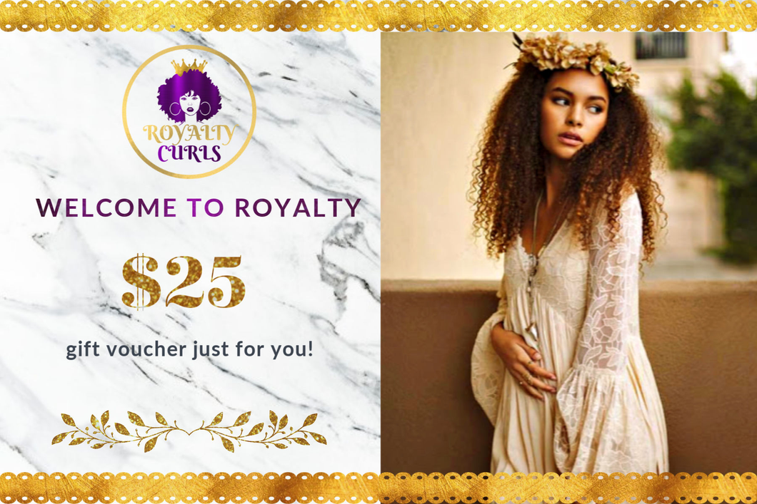 Royalty Curls GIFT CARD
