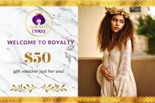 Load image into Gallery viewer, Royalty Curls GIFT CARD