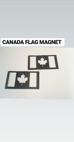Canada magnet cut out - OGRAPHICS