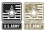 Army decal - OGRAPHICS