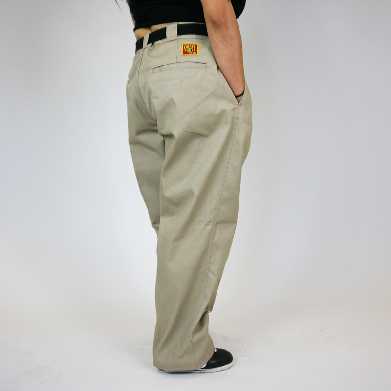 FB County Kackie Pants Beige