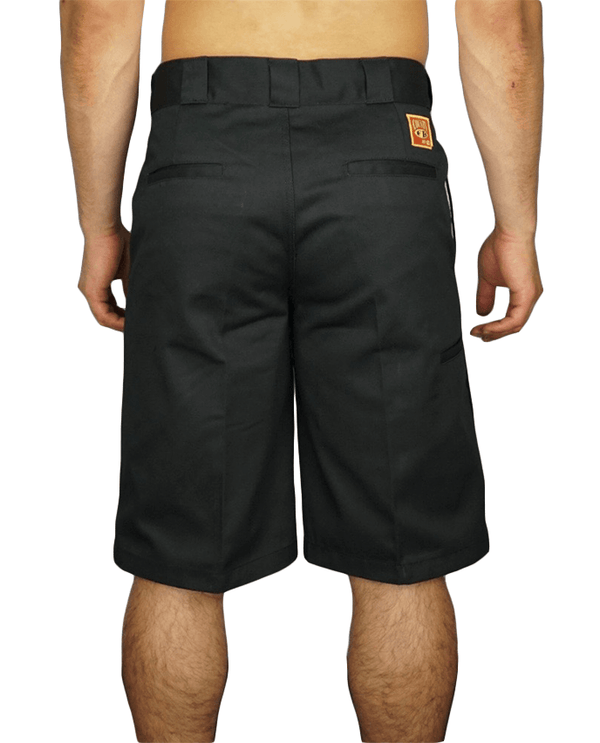 FB County Kackie Shorts Black
