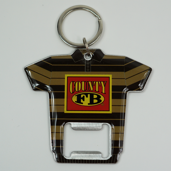 FB County Keychain. Charlie Brown Keychain. Bottle Opener. Heavy Duty Keychain