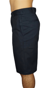 FB County Kackies Work Short Navy