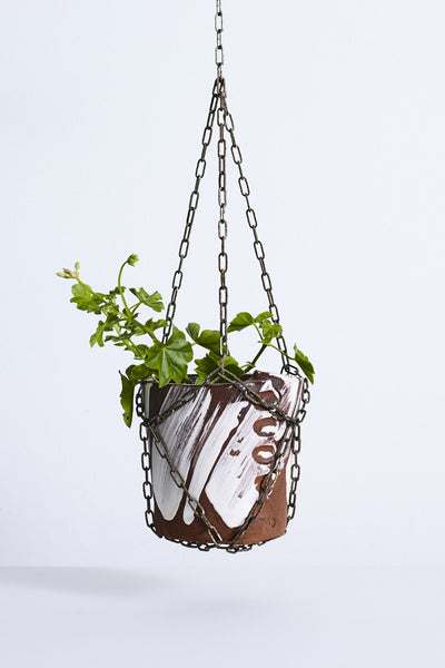 Desk Top Pot - Hanging