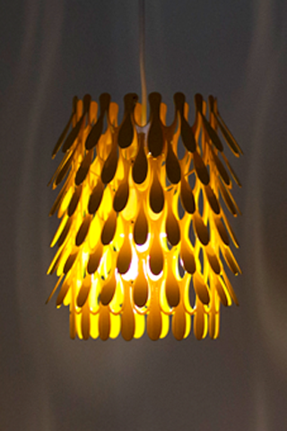 Banksia Light standard - Yellow
