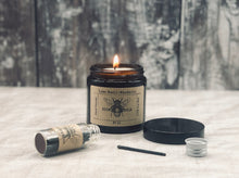 Load image into Gallery viewer, Gentleman's Club Tobacco & Oak Soy Wax Candle ( Masculine / Woody Range )