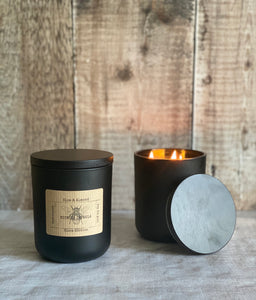 Black Edition 300ml 3 wick Candle