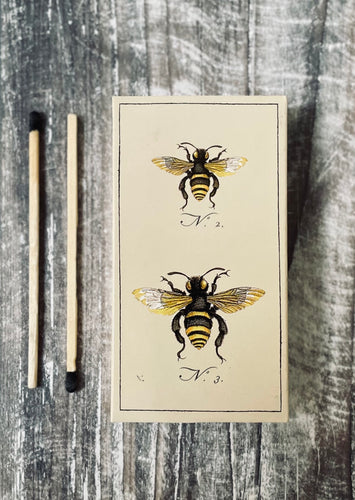 Vintage Bee boxed Long Matches