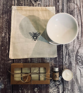 Wax Burner gift set